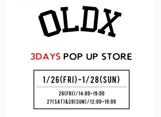 OLD X POP UP STORE